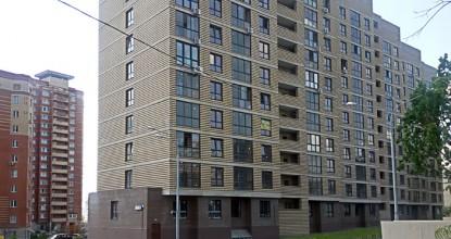 1-комнатная квартира в Мытищах, ЖК «Барбарис»