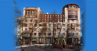 2-комнатная квартира: Клубный дом «Третьяковский»