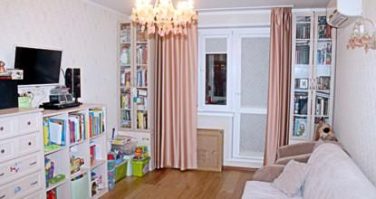 1-комнатная квартира в Медведково
